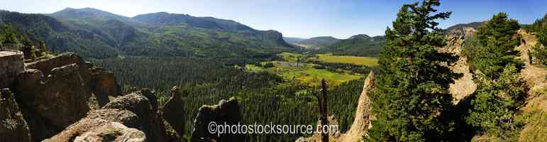 Photo of Wolf Creek Pass Overlook