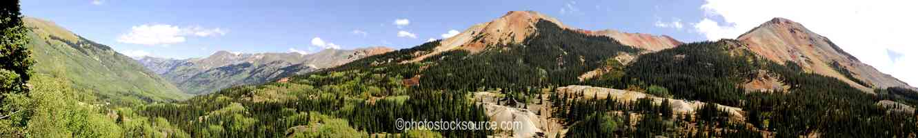 Photo of Red Mountain Pass