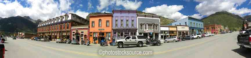 Photo of Downtown Silverton