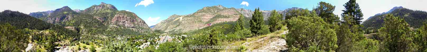 Photo of Ouray Canyon