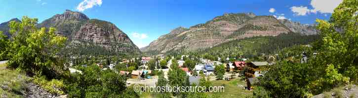 Photo of Downtown Ouray