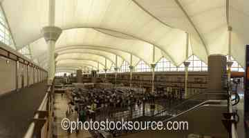 Photo of Denver International Airport