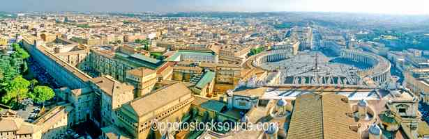 Photo of Vatican Museum and Square