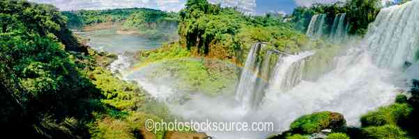 Photo of Salto Bossetti Rainbow