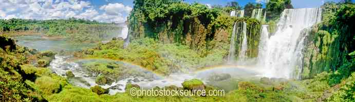 Photo of Salto Bossetti Rainbows