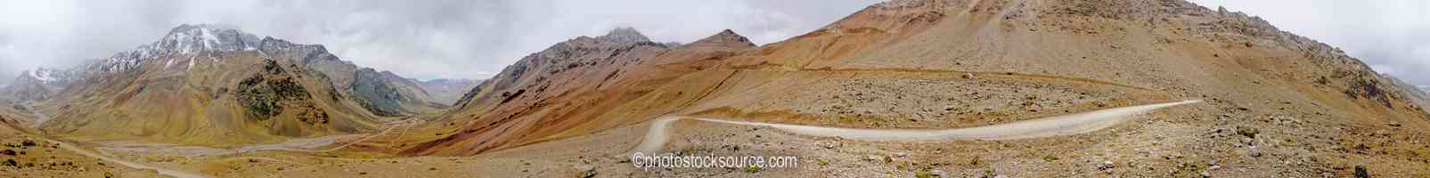Photo of Old Chilean Pass Road