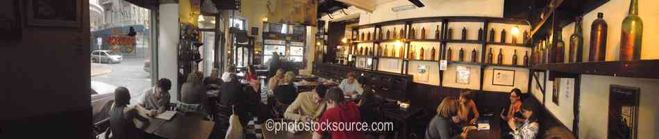 Photo of Bar Dorrego Inside Seating