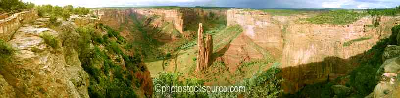 Photo of Spider Rock Overlook