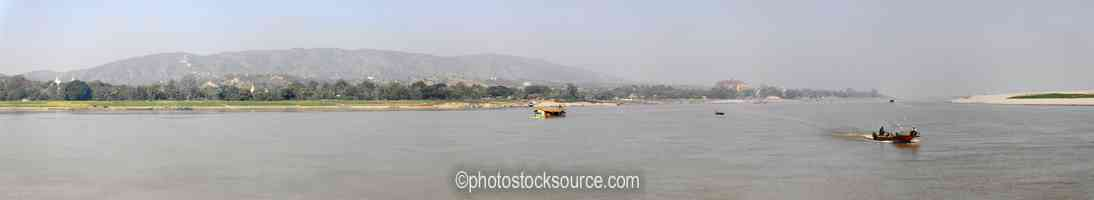 Photo of Irrawaddy Ferry Boat