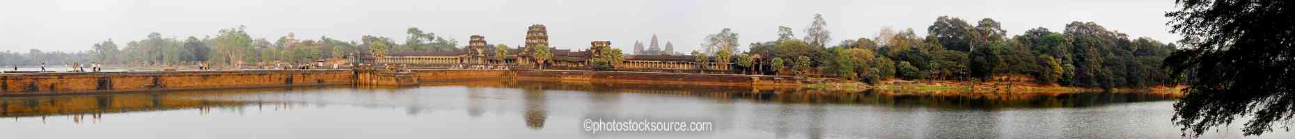 Photo of Angkor Wat West Moat
