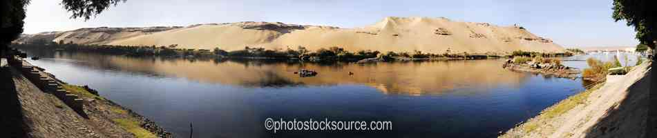 Photo of Nile River