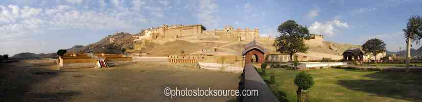 Photo of Amber Fort Sun Gate