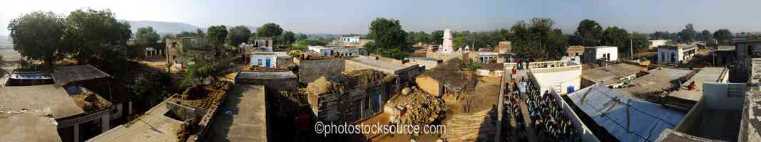 Photo of Village Roof Tops