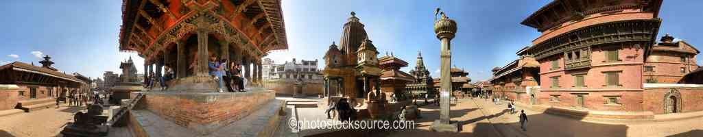 Photo of Durbar Square Temples