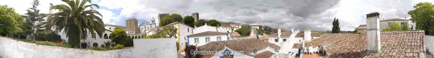 Photo of From Obidos Center