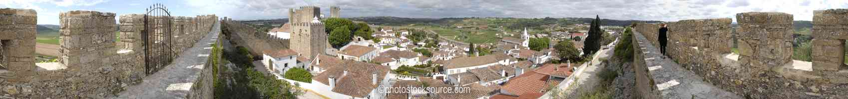 Photo of From Obidos North Wall