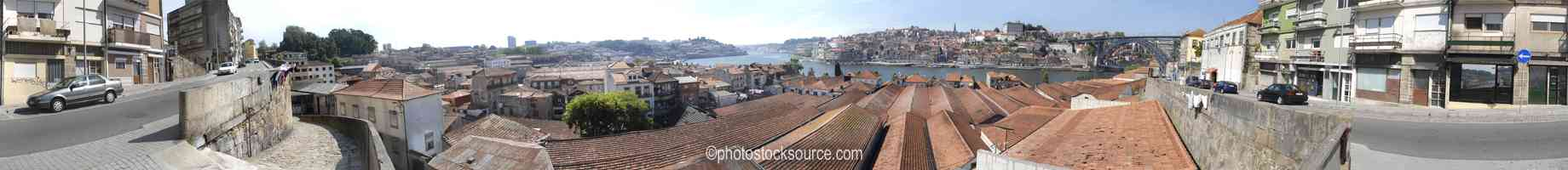 Photo of Oporto From South Bank