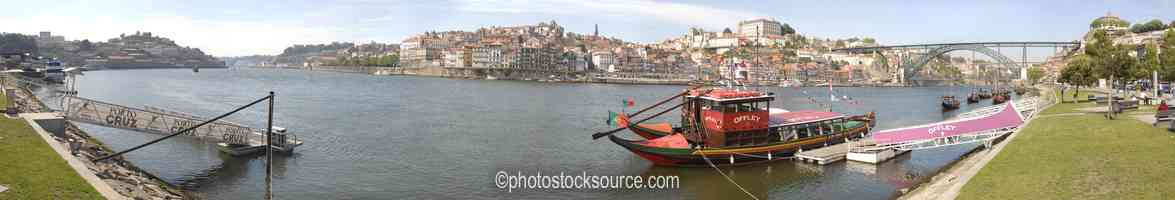 Photo of Boats on Douro River