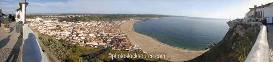 Photo of Nazare From Sitio Viewpoint