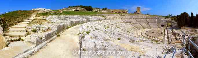 Photo of Greek Theatre of Syracuse