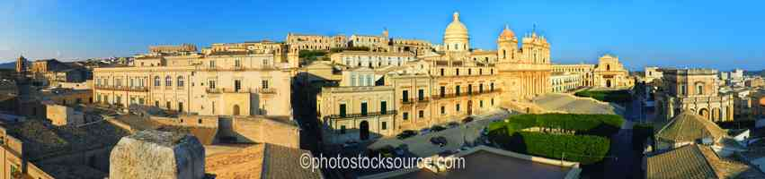 Photo of Noto Cathedral